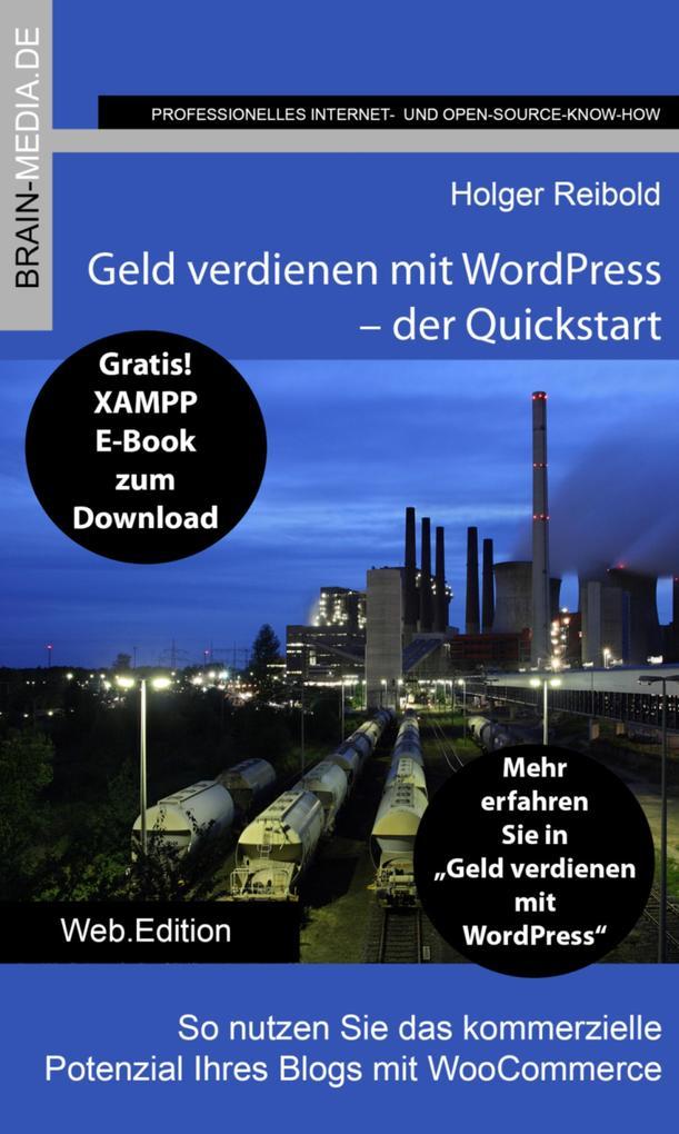 Geld verdienen mit WordPress - Quickstart als e...