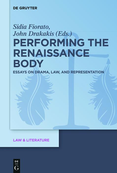 Performing the Renaissance Body als eBook Downl...