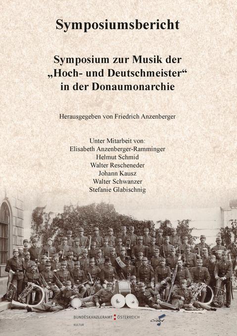 Symposiumsbericht als Buch von Friedrich Anzenb...