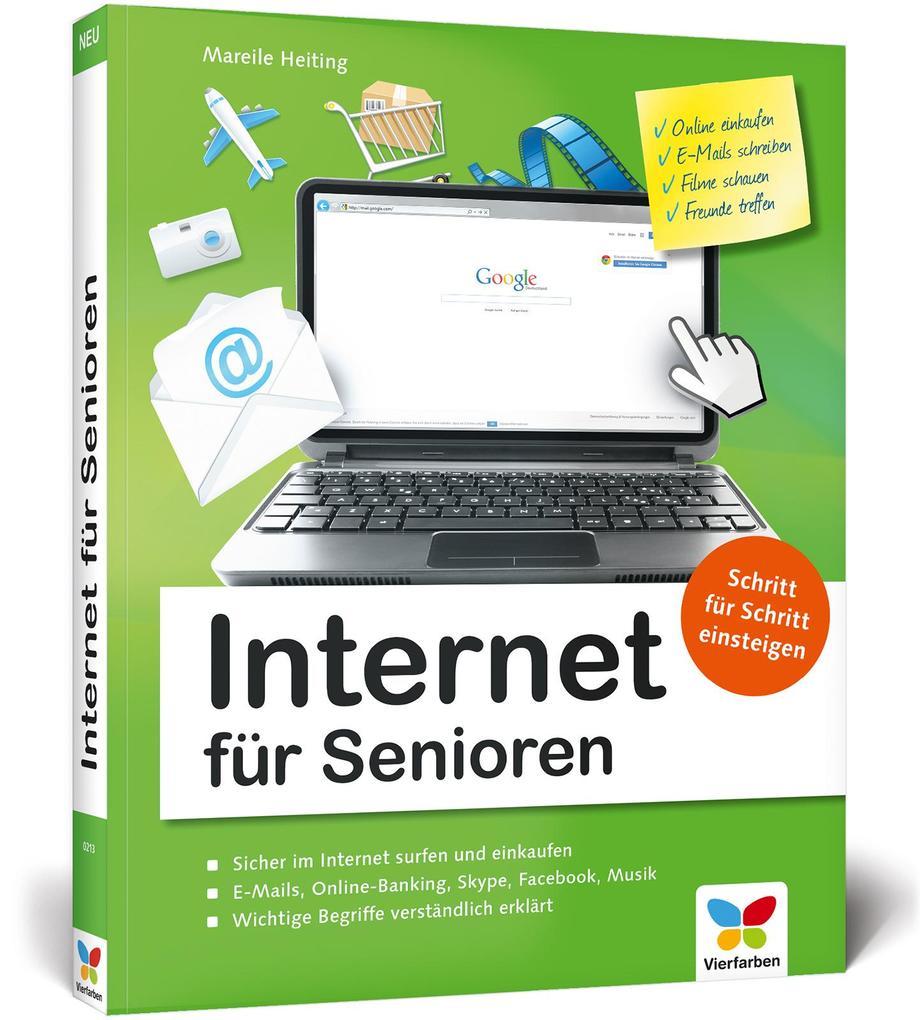 Internet für Senioren als Buch von Mareile Heiting