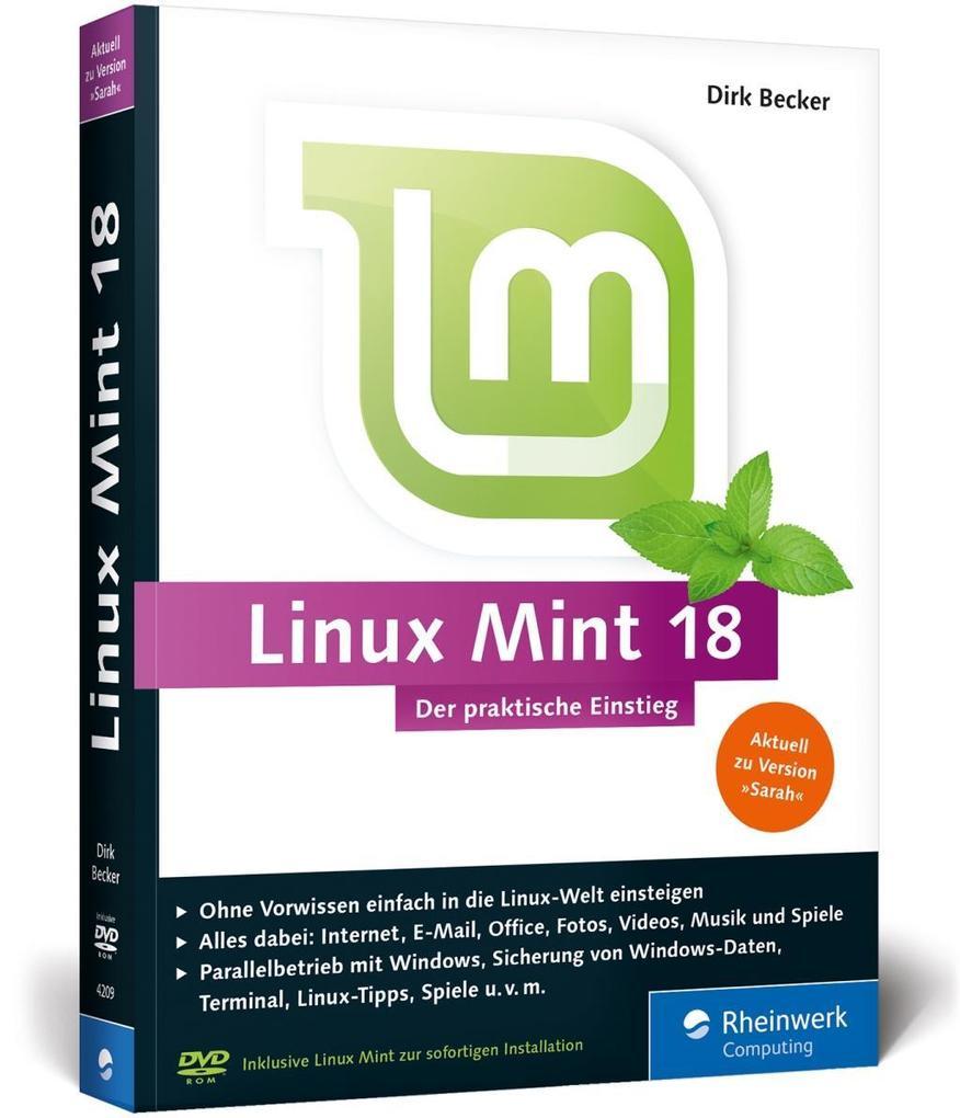 Linux Mint 18 als Buch von Dirk Becker