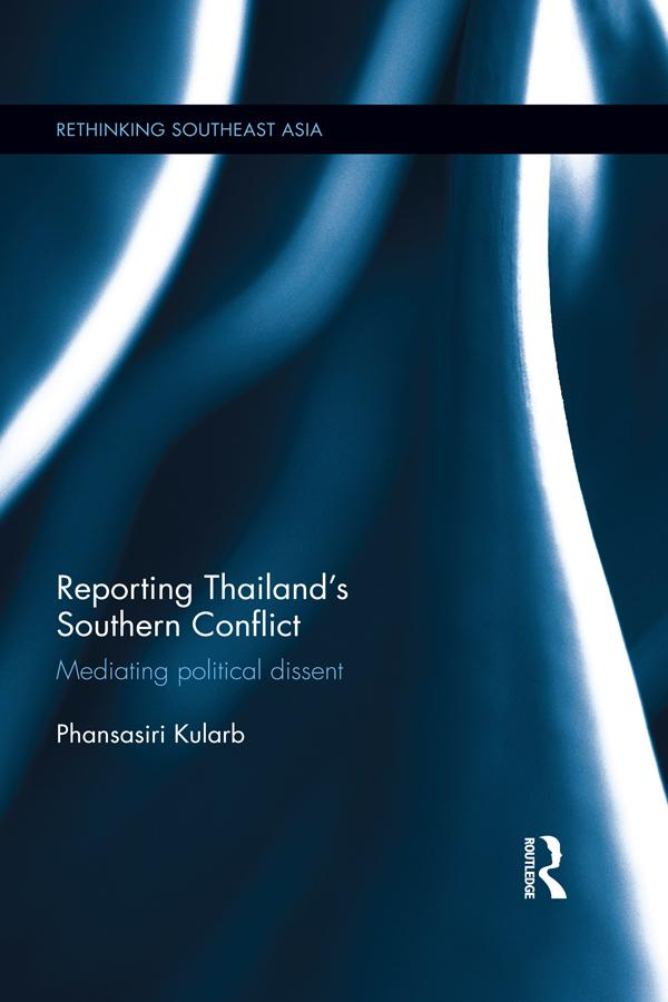 Reporting Thailand´s Southern Conflict als eBoo...