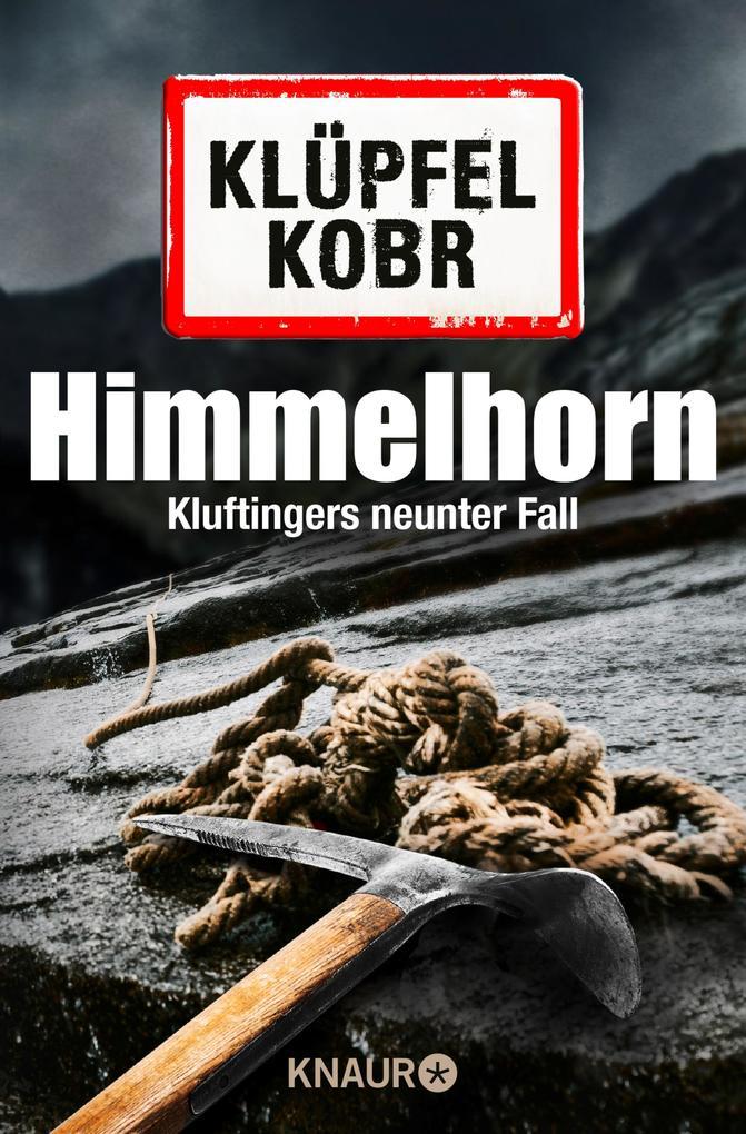 9783426440070 - Volker Klüpfel, Michael Kobr: Himmelhorn als eBook Download von Volker Klüpfel, Michael Kobr - Buch