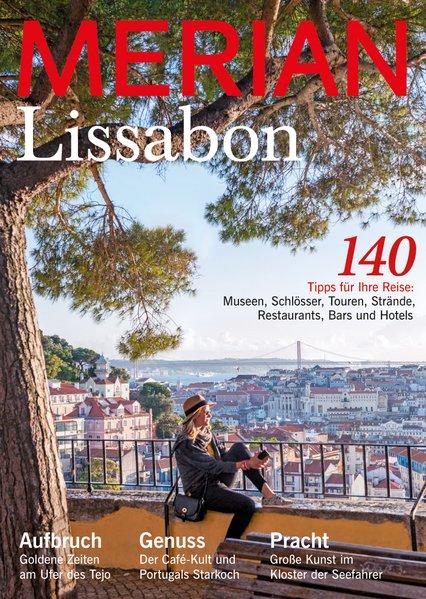 MERIAN Lissabon als Buch von