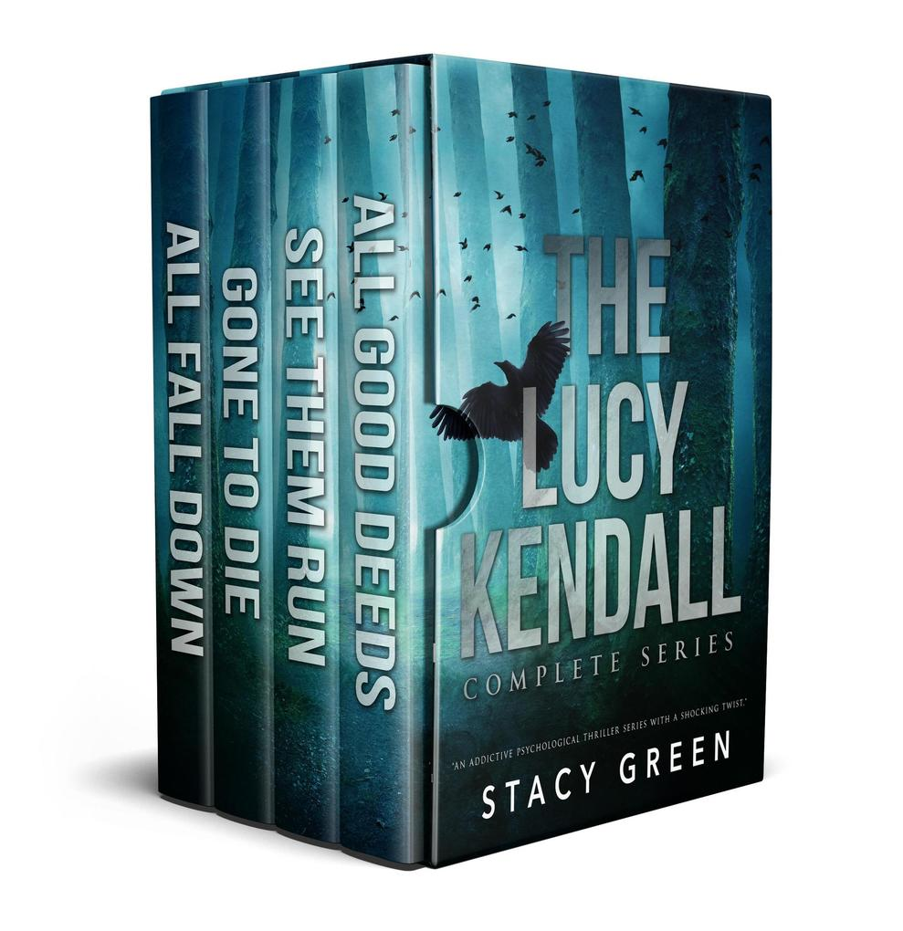 LUCY: The Complete Lucy Kendall Series with Bon...