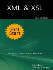 XML & XSL Fast Start als eBook Download von Sma...