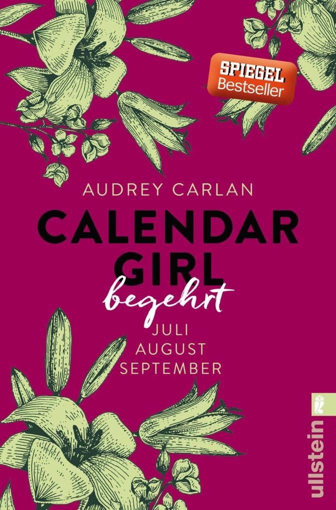 9783843713719 - Audrey Carlan: Calendar Girl - Begehrt - Buch