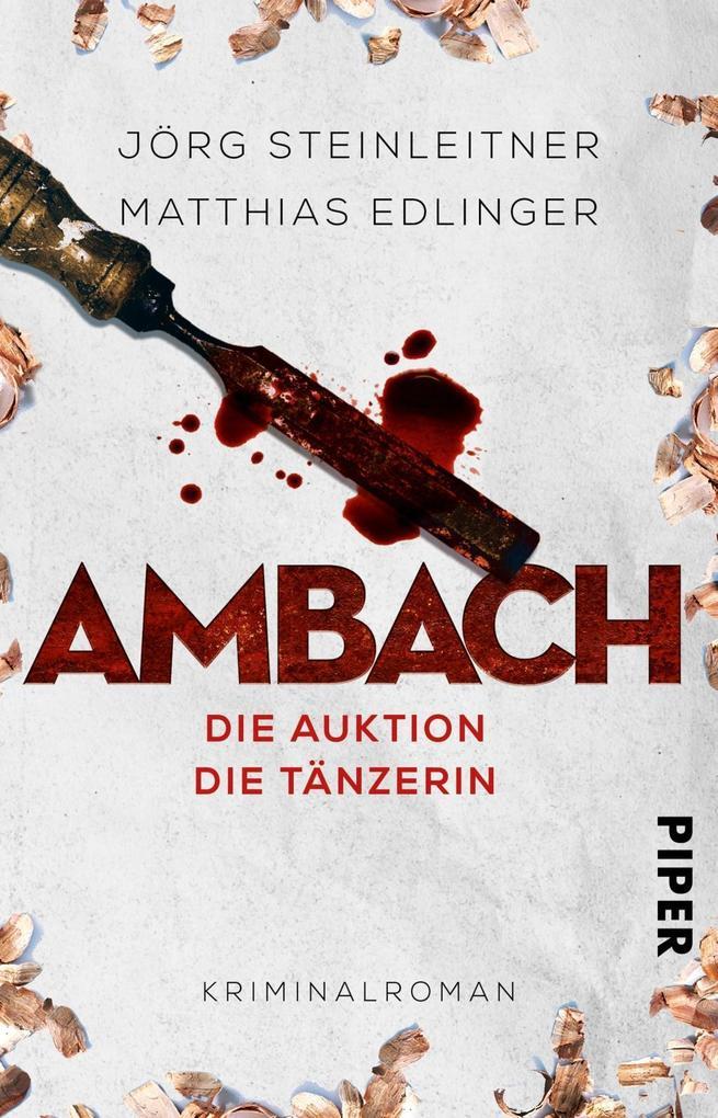 Ambach - Die Auktion / Die Tänzerin als Taschen...