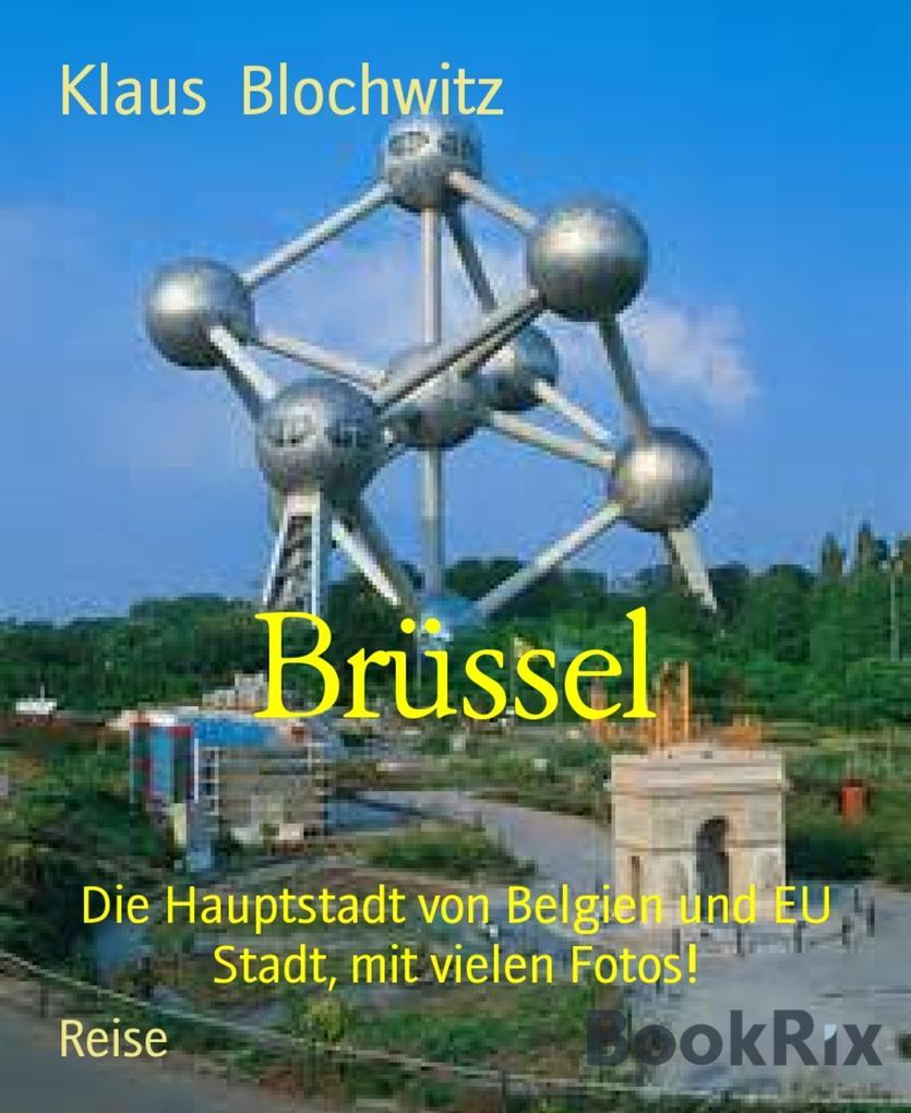 Brüssel als eBook Download von Klaus Blochwitz