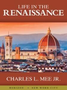 Life in the Renaissance als eBook Download von ...