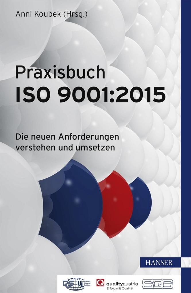 Praxisbuch ISO 9001:2015 als eBook Download von...