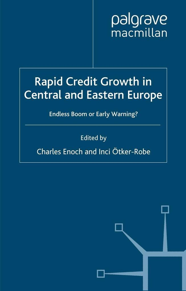 Rapid Credit Growth in Central and Eastern Euro...