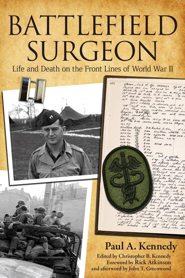 Battlefield Surgeon als eBook Download von Paul...