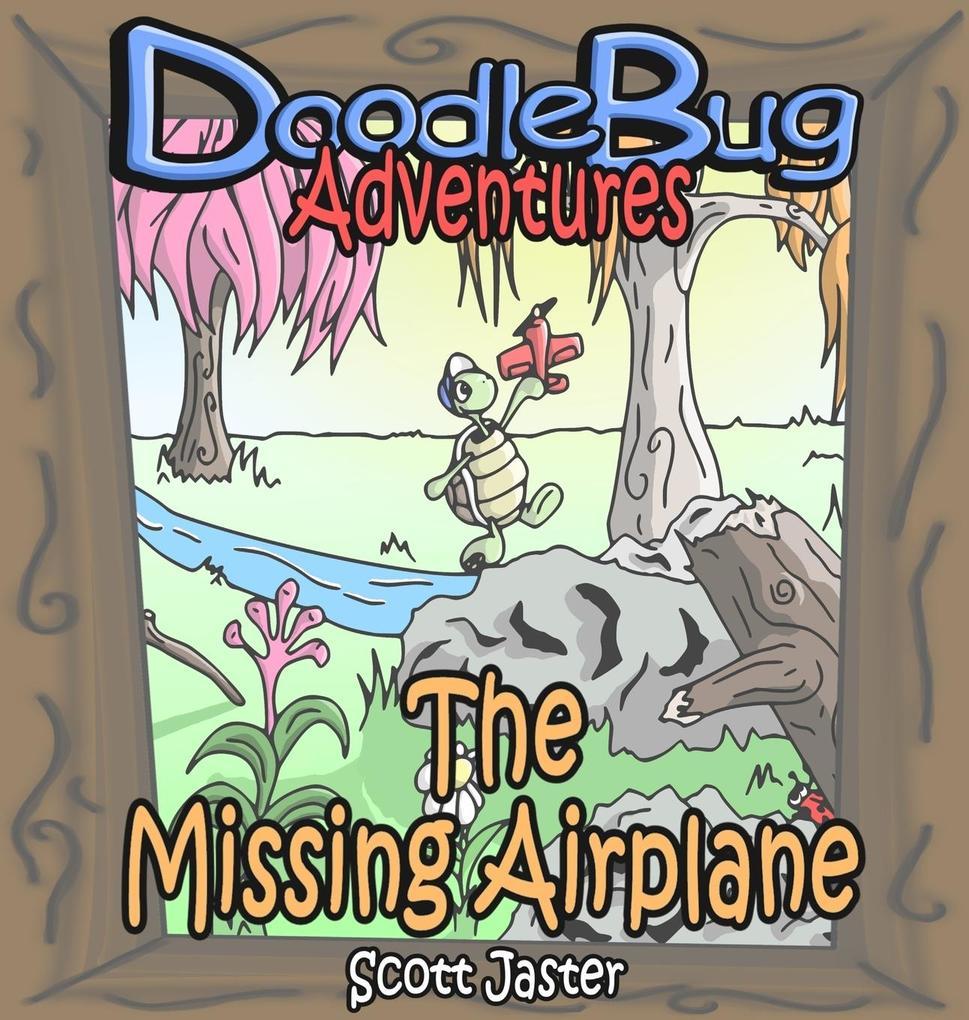 The Missing Airplane als Buch von Scott Jaster