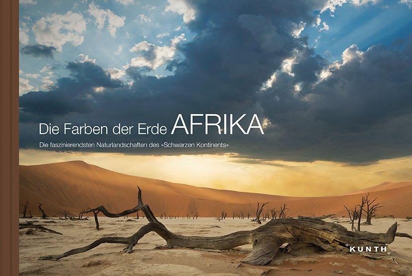 Die Farben der Erde AFRIKA als Buch von