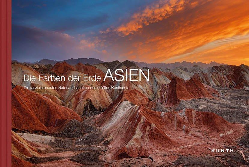 Die Farben der Erde ASIEN als Buch von