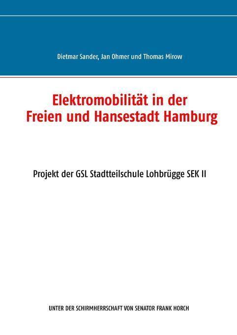 Elektromobilität in der Freien und Hansestadt H...