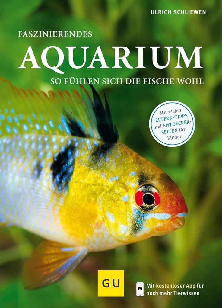 Faszinierendes Aquarium als Buch von Ulrich Sch...