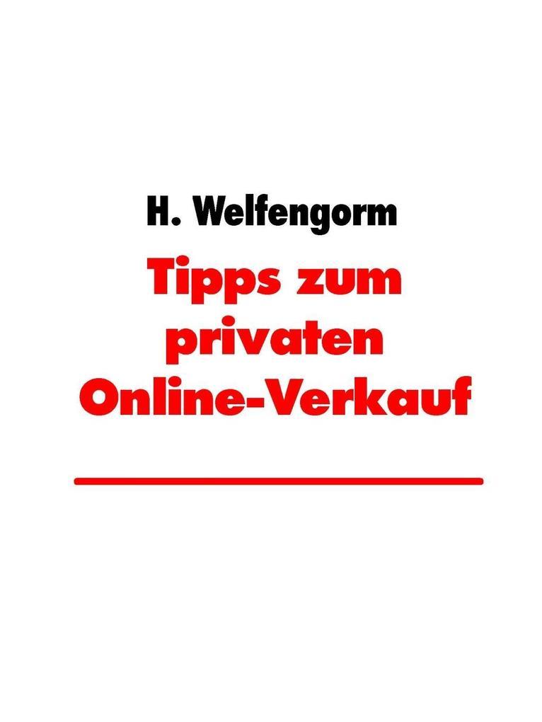 Tipps zum privaten Online-Verkauf als eBook Dow...