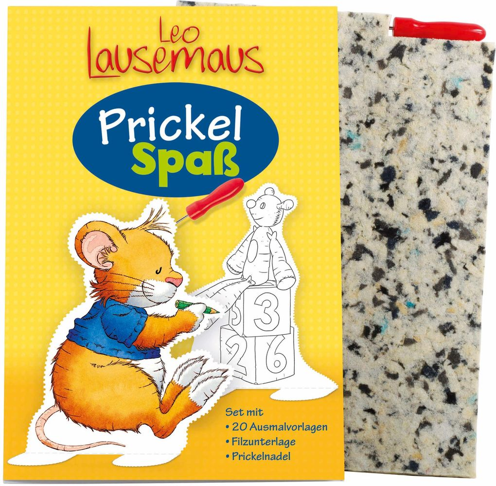 Leo Lausemaus - Prickel-Spaß