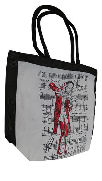 Shopping-Tasche Mozart