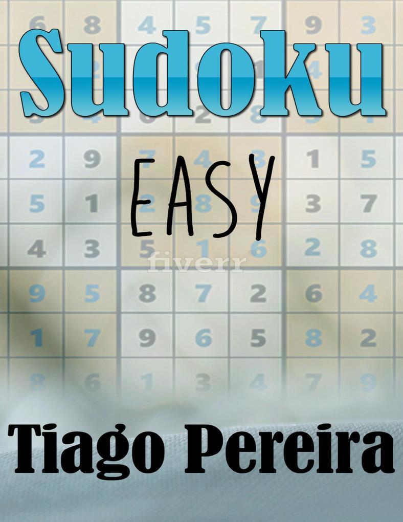 Sudoku - Easy als eBook Download von Tiago Pereira