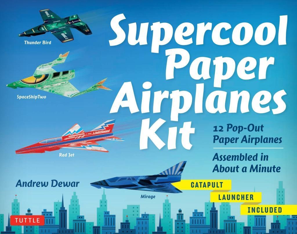 Supercool Paper Airplanes Ebook als eBook Downl...