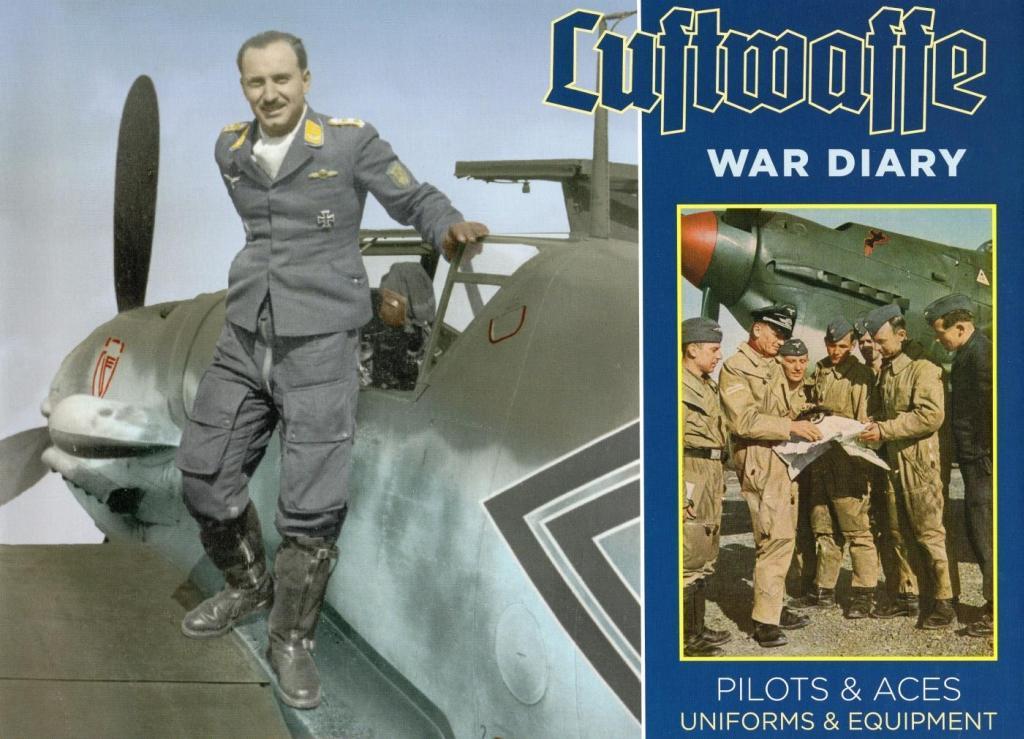 Luftwaffe War Diary als eBook Download von Uwe ...