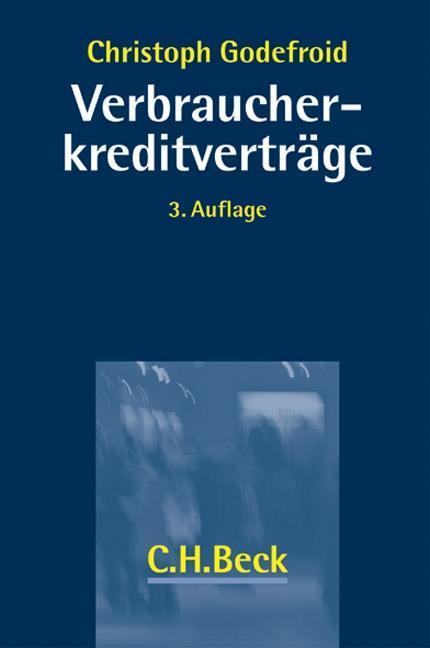Verbraucherkreditverträge als Buch von Christop...