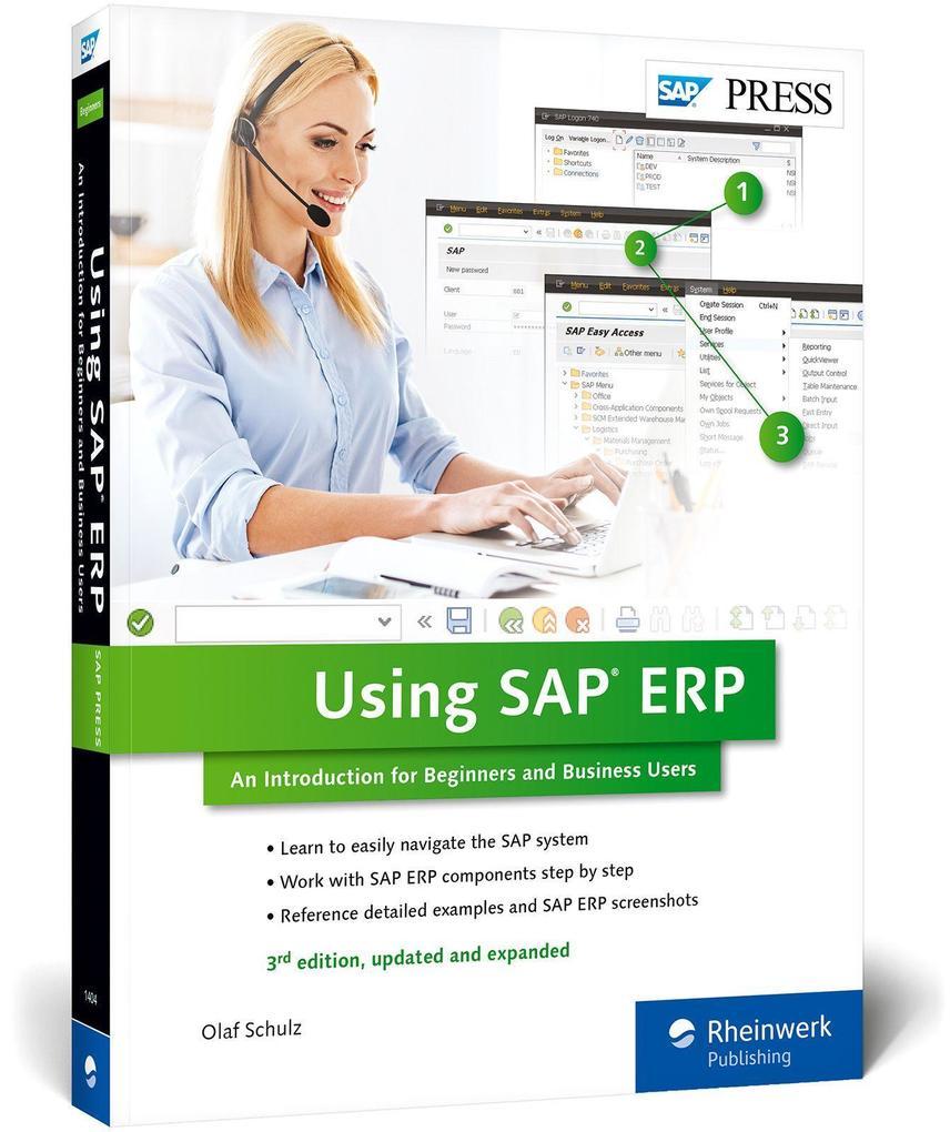 Using SAP als Buch von Olaf Schulz