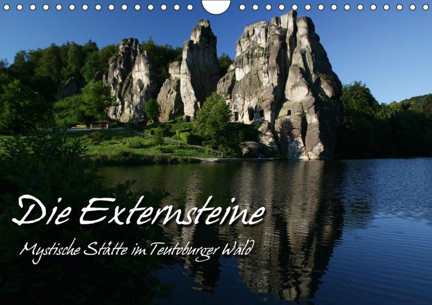 Die Externsteine (Wandkalender 2017 DIN A4 quer)