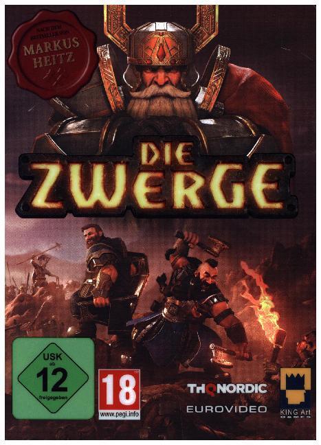 Die Zwerge (PC-DVD)