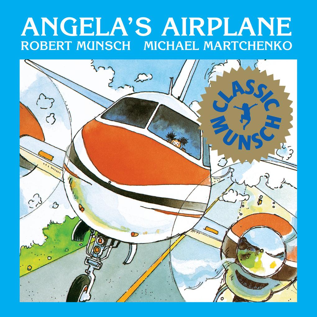 Angela´s Airplane als eBook Download von Robert...