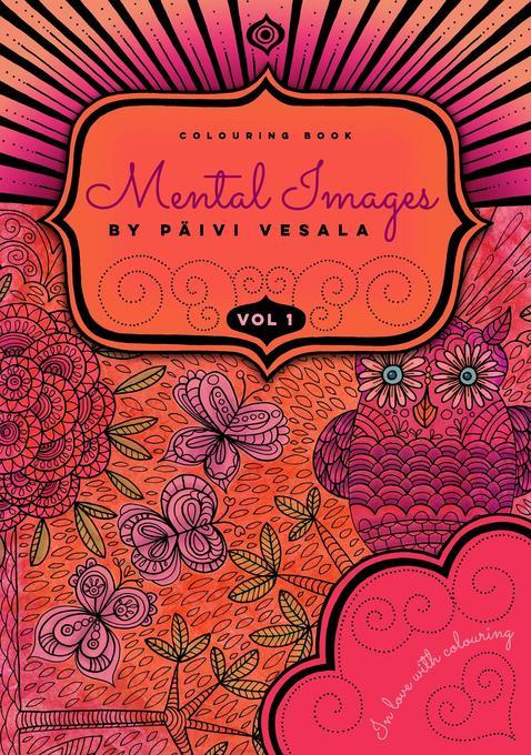 Mental Images vol 1 colouring book als Buch von...