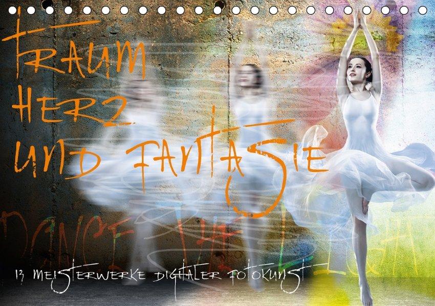 Traum, Herz und Fantasie - 13 Meisterwerke digi...