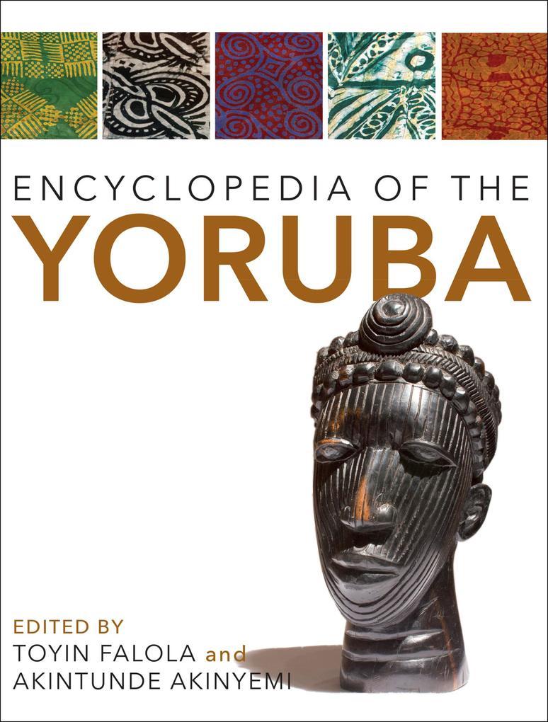 Encyclopedia of the Yoruba als eBook Download von