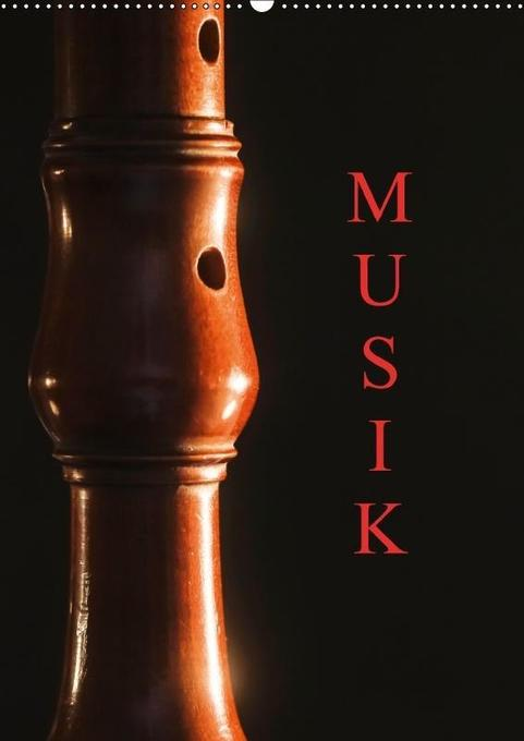 Musik (Wandkalender 2017 DIN A2 hoch)