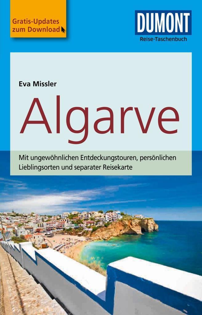 DuMont Reise-Taschenbuch Reiseführer Algarve al...