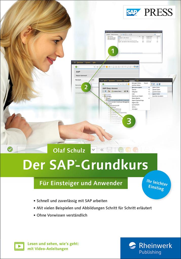 Der SAP-Grundkurs für Einsteiger und Anwender a...