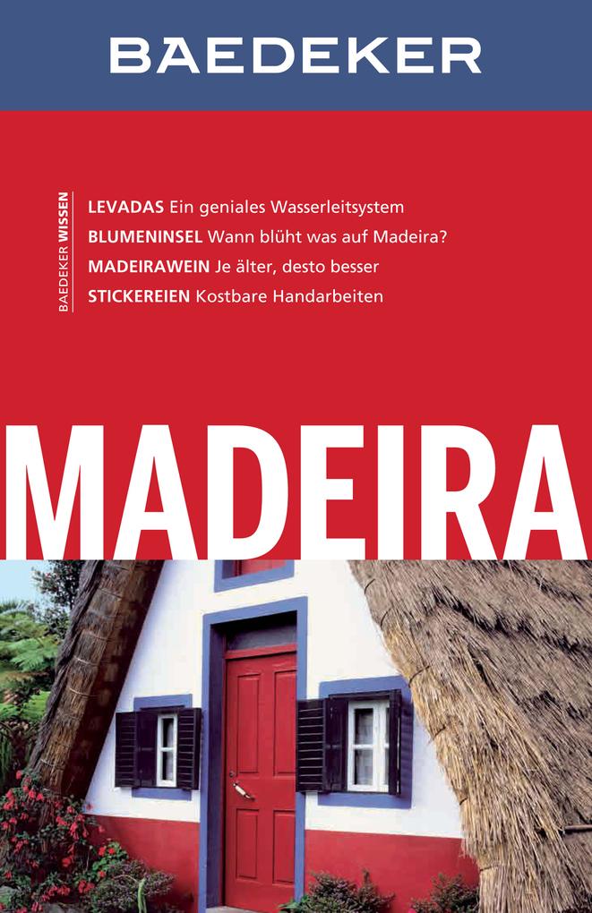 Baedeker Reiseführer Madeira als eBook Download...