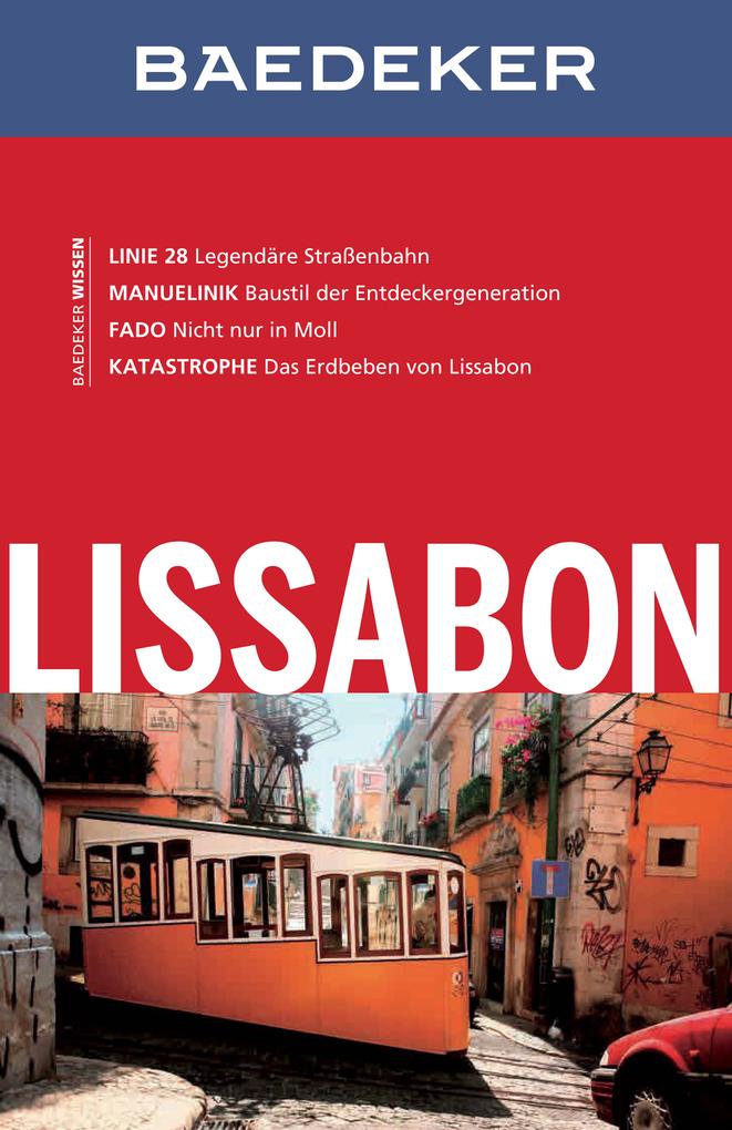 Baedeker Reiseführer Lissabon als eBook Downloa...