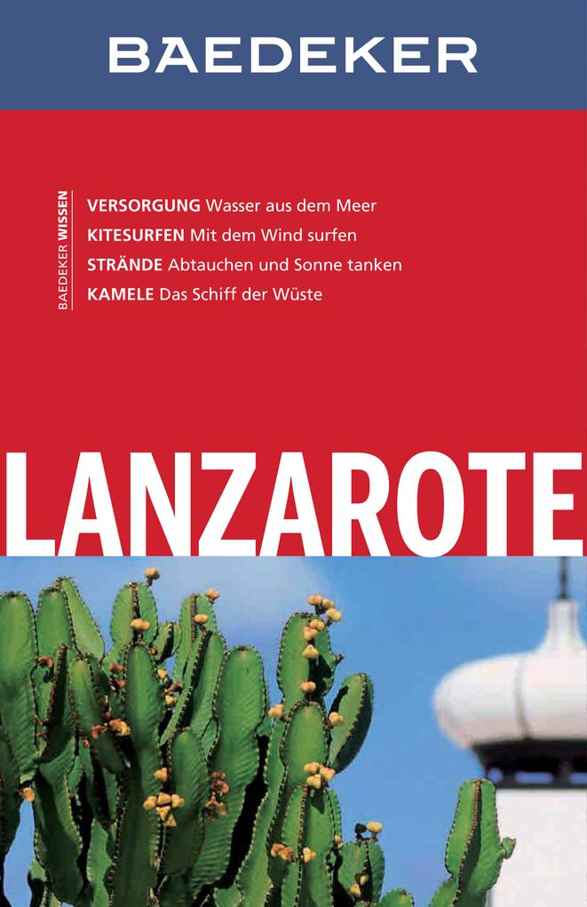 Baedeker Reiseführer Lanzarote als eBook Downlo...