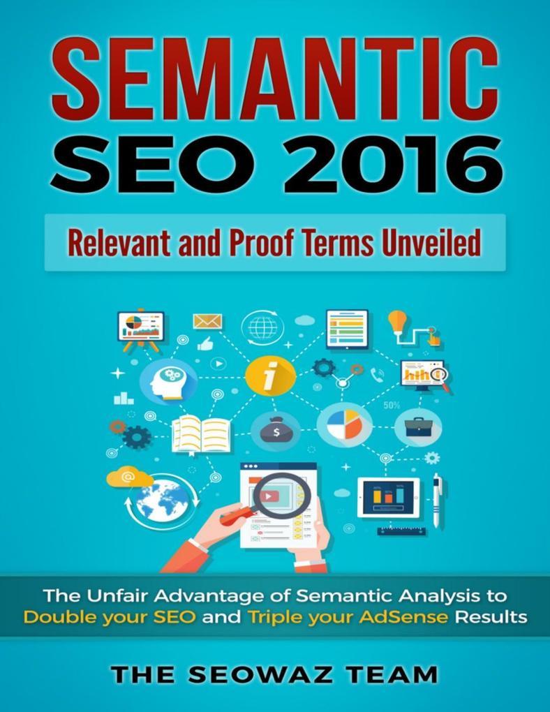Semantic Seo 2016 als eBook Download von seowaz