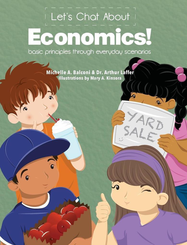 Let´s Chat About Economics als Buch von Michell...
