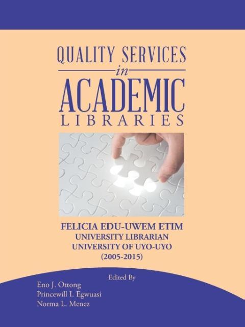 Quality Services in Academic Libraries als Tasc...