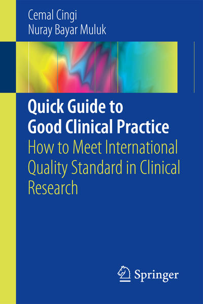 Quick Guide to Good Clinical Practice als Buch ...