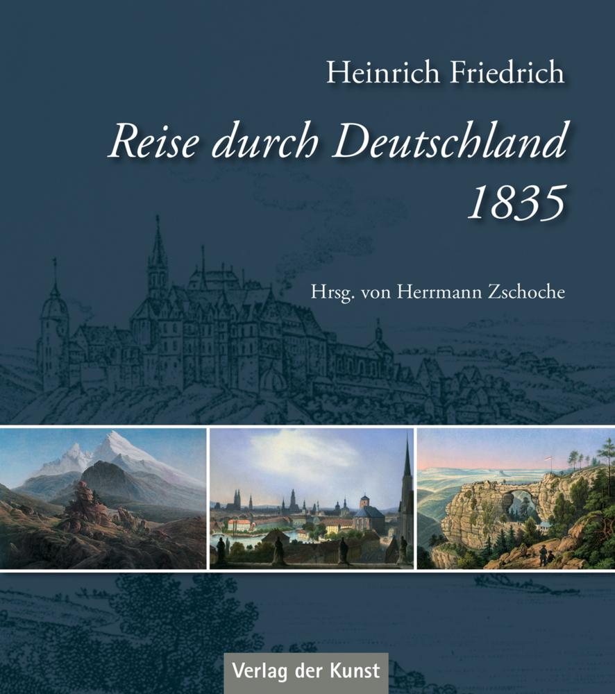 Reise durch Deutschland 1835 als Buch von Heinr...