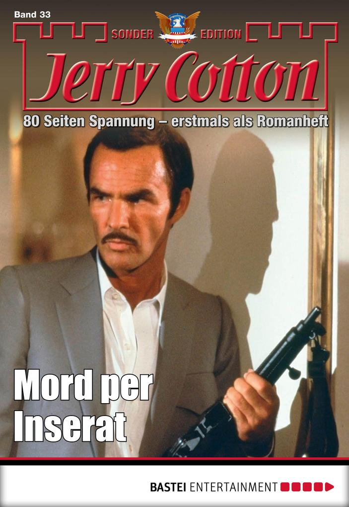 Jerry Cotton Sonder-Edition - Folge 033 als eBo...