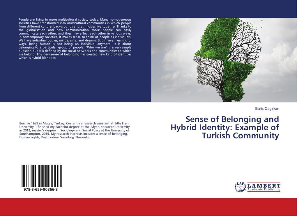 Sense of Belonging and Hybrid Identity: Example...