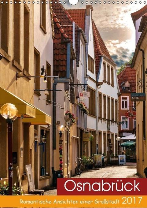 Osnabrück - Romantische Ansichten einer Großsta...